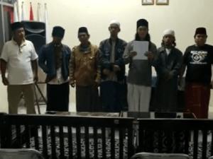 7 Pelaku Adzan Hayya Alal Jihad Asal Majalengka Minta Maaf