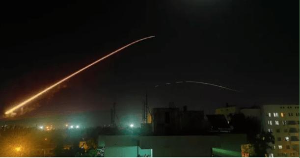 Rudal Israel Sasar Sistem Pertahanan Udara Suriah