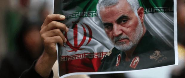 HOAX! Pemerintah Irak Terlibat Pembunuhan Jenderal Iran Qassem Soleimani