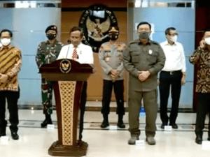 """Pemerintah Resmi Bubarkan Ormas Front Pembela Islam """"FPI"""""""
