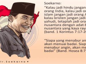 Saatnya Rakyat Indonesia Kompak Usir Paham Radikal dari Bumi Pertiwi