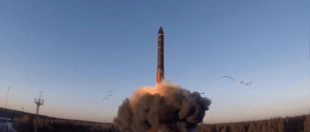Video Rusia Pamer Kekuatan Nuklir