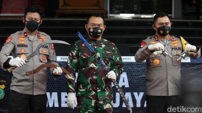 Pangdam Jaya Dukung Langkah Tegas Kapolda Metro