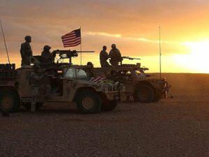 Orang-orang Tak Dikenal Serang Pangkalan AS di Deir Ezzor