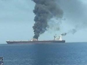 Iran Kecam Serangan ke Kapal Tanker di Lepas Pantai Jeddah