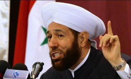 Mufti Suriah: Soleimani Berjuang Bukan Demi Mazhab Tapi untuk Satukan Umat