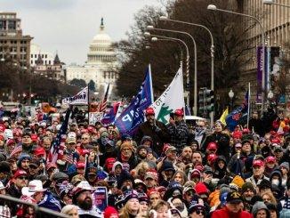 Video: Tolak Sertifikasi Kongres, Pendukung Trump Serbu Gedung Capitol