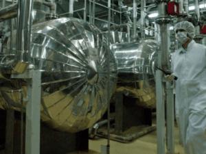 Iran Sanggup Perkaya Uranium Hingga 90 Persen