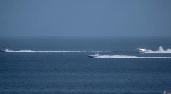 Iran Sita Kapal Tanker Minyak Korea Selatan