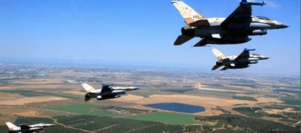 Serangan Akbar Israel ke Suriah Timur Pesan Kuat ke Iran