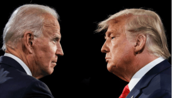 Joe Biden Sebut Donald Trump Pemimpin Teroris