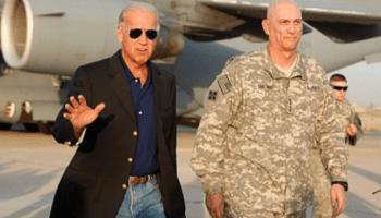Analis Khawatirkan Aktivasi Rencana Biden Pecah Belah Irak