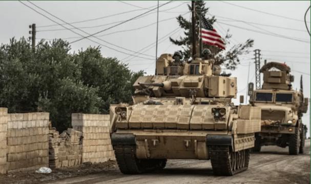 48 Jam Biden Berkuasa, AS Curi Minyak Suriah