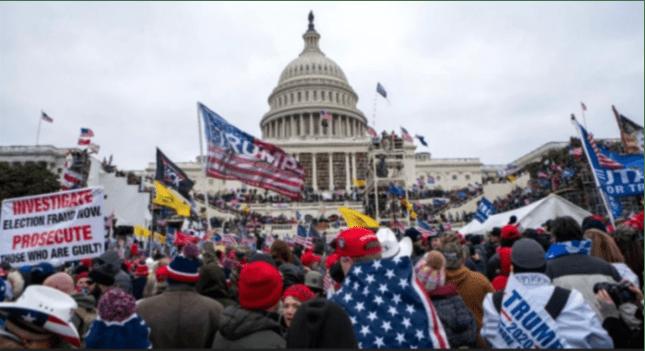 Pemerintahan Trump Runtuh Sebelum Masa Jabatannya Habis