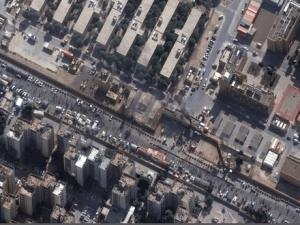 Ratusan Helikopter Terbang di atas Kedubes AS di Baghdad