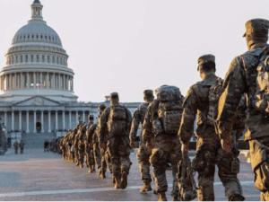 20.000 Tentara AS Dikerahkan ke Washington Jelang Pelantikan Biden