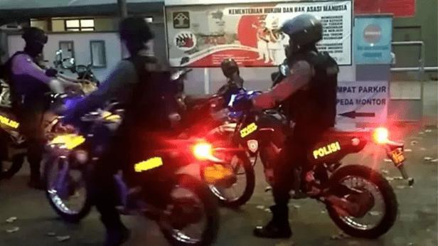 Densus 88 Tangkap Terduga Teroris Berstatus PNS di Aceh