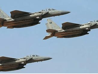 Mediterania Memanas, Saudi Kerahkan Jet tempur ke Yunani