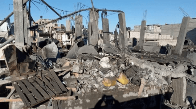 Ledakan Kuat di Gaza, Puluhan Korban Dilarikan ke RS Indonesia