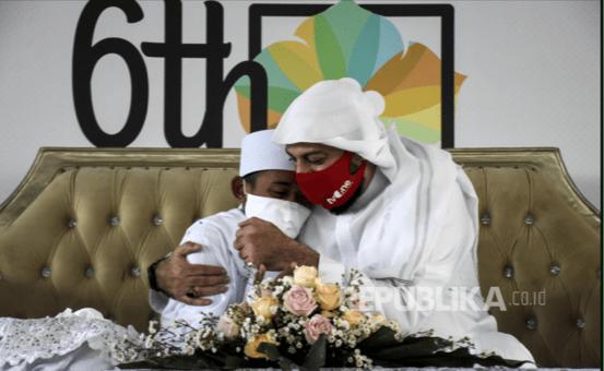 Innalillah, Syekh Ali Jaber Meninggal Dunia