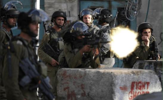 Bentrokan Sengit Pecah Antara Pejuang Palestina-Pasukan Israel di Tepi Barat