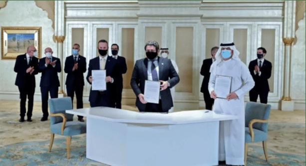 Kabinet UEA Setujui Pembukaan Kedubes di Israel