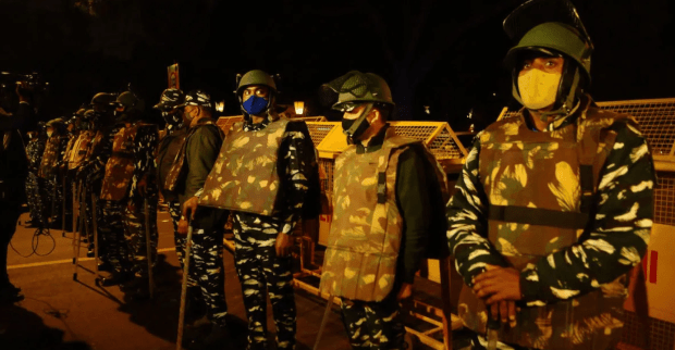 Ledakan Dekat Kedubes Israel di India