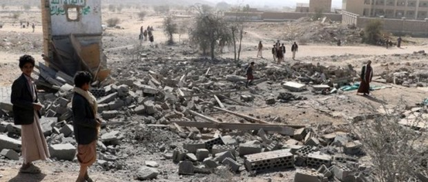 Inggris Didesak Akhiri Dukungan ke Saudi dalam Perang Yaman