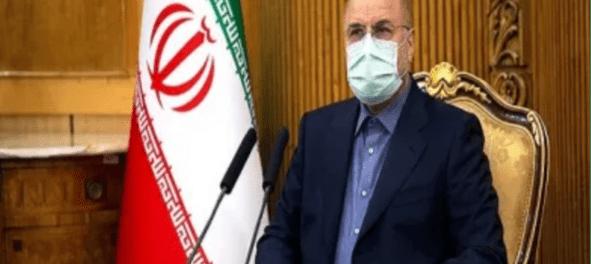 Bawa Pesan Ayatullah Khamenei, Jubir Parlemen Iran Tiba di Moskow