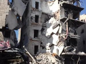 Sejumlah Warga Sipil Tewas dalam Ledakan Bom Mobil di Aleppo