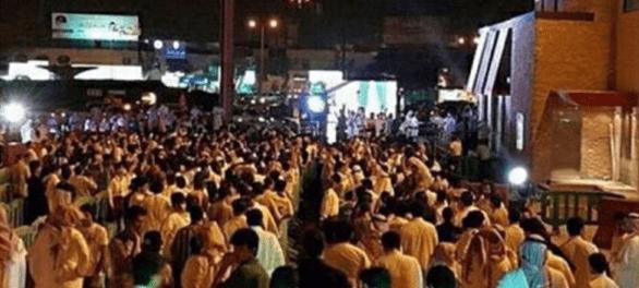 Video: Polisi Saudi Serang Pendemo yang Keluhkan Masalah Ekonomi