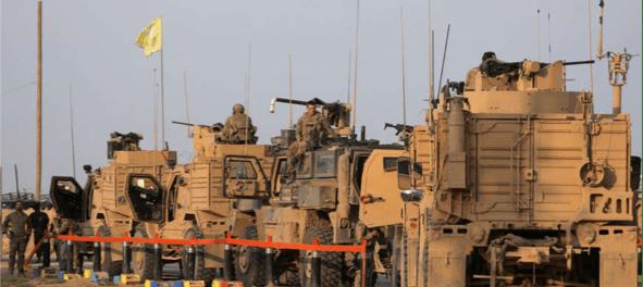 Militer AS Perkuat Pasukan di Ladang Gas Terbesar di Suriah