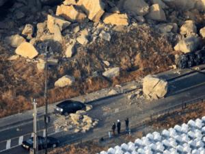 Fukushima Diguncang Gempa 7,3 Skala Richter