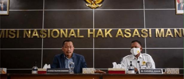 Komnas HAM: Maaher Ath-Thuwailibi Meninggal Karena Sakit