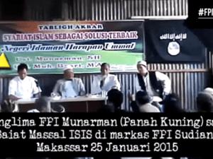 Denny Siregar: Munarman Pemimpin Tertinggi ISIS di Indonesia?