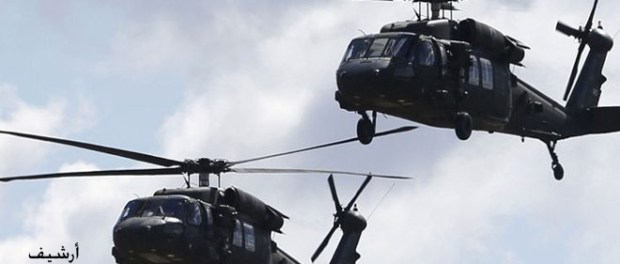 AS Angkut Sejumlah Tentara dan Peralatan Militer dari Irak ke Suriah