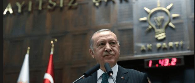 Erdogan Kecam Dukungan AS untuk Teroris di Irak