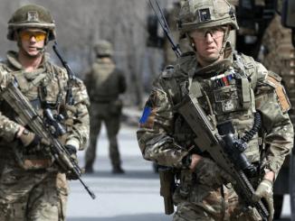 NATO Batalkan Penarikan Pasukan dari Afghanistan