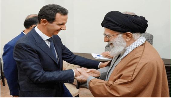 Ayatullah Khamenei Doakan Kesembuhan Bashar Assad