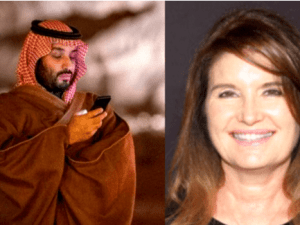 Bin Salman Rogoh Kocek 400 Juta Dolar untuk Model Porno Alexa Jago