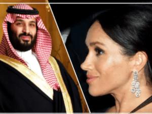 Tuai Kontroversi, Anting Super Mahal Megan Markle Konon Hadiah dari MbS