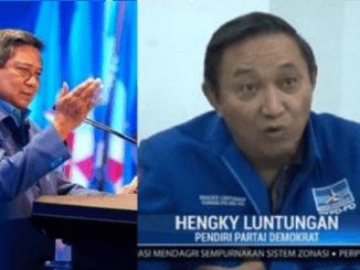Pendiri Partai Demokrat Sebut Puisi SBY Playing Victim
