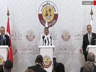 Lavrov di Qatar: Kedaulatan Suriah Harus Dihormati