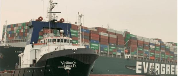 Israel Paling Diuntungkan dari Krisis Terusan Suez