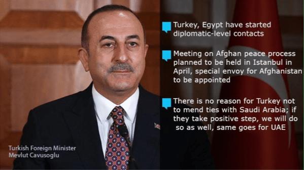 Pertama Kali Sejak 2013, Turki-Mesir Jalin Kontak Diplomatik