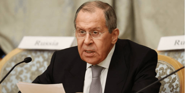 Lavrov Dukung Koalisi Internasional Lawan Sanksi Ilegal