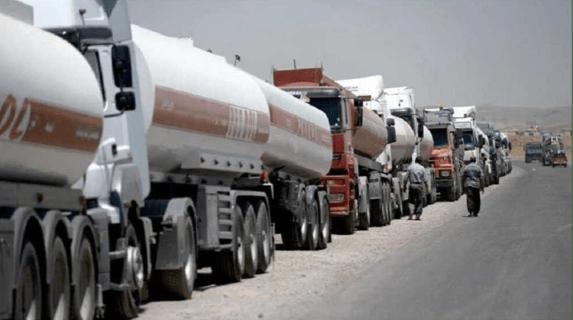 Irak Fasilitasi Pengiriman Minyak Iran ke Lebanon