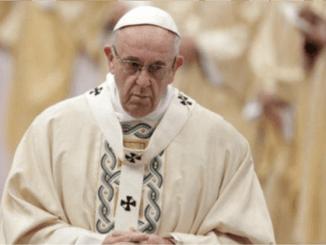 Paus Fransiskus Serukan Diakhirinya Perang di Suriah