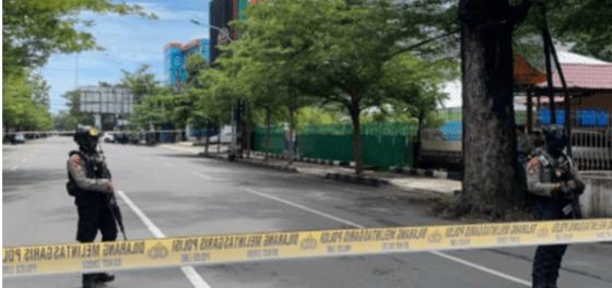 Kapolda Sulsel Sebut Pelaku Bom Bunuh Diri di Gereja Katedral Makassar 1 Orang