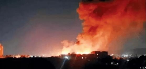 Video Bukti Kuat Saudi Serang Sana'a Yaman dengan Bom Terlarang